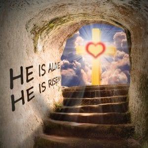 Jesus is Risen!