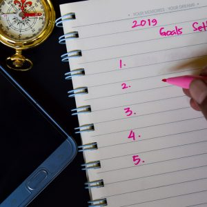 What's YOUR 2019 Game Plan?