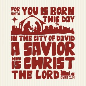 JESUS CHRIST is born!!! Merry Christmas to YOU!