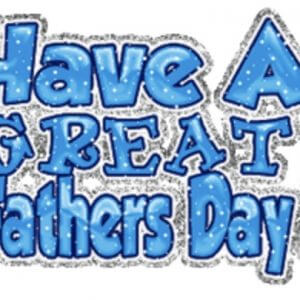 Blessings on Father's Day!