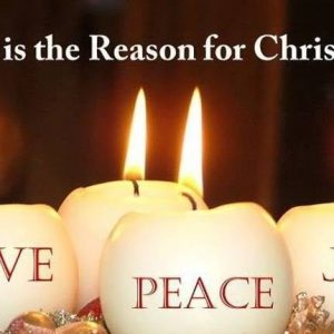 Just in case you forgot… JESUS is the REASON for the season